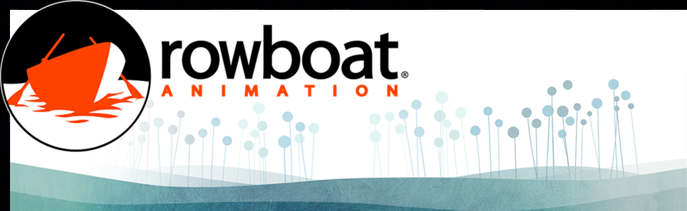 Rowboat Animation Studios | A 2d animation company, featuring traditional hand-drawn and digital mediums.